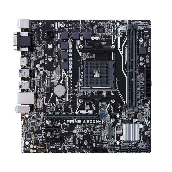 ASUS PRIME H310M-K R2.0 LGA 1151 Motherboard