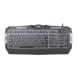 Backlight Gaming Keyboard GREEN GK403