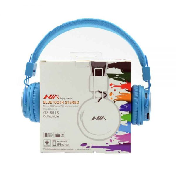 Bluetooth Headphone NIA Q8-851S