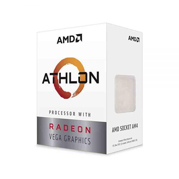 CPU AMD Athlon AM4 3000G