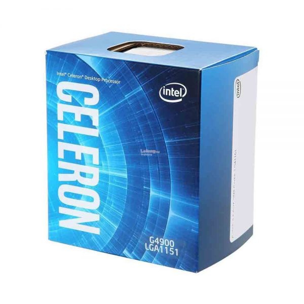 CPU Intel Celeron G4900 3.1 GHZ LGA1151