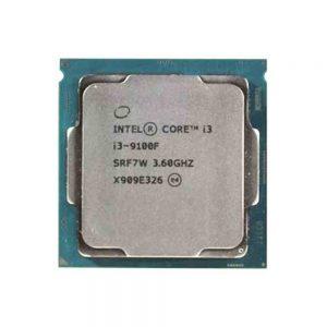 CPU Intel Core i3 9100F 3.6GHZ LGA 1151 TRAY