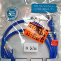 Patch Cord Cat6 1M