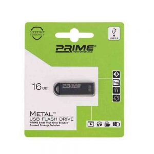 Flash Drive Prime Metal 16GB