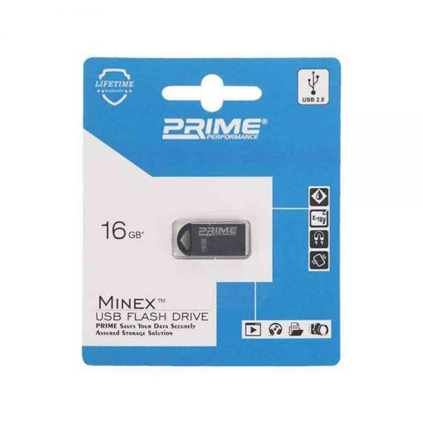 Flash Drive Prime Minex 16GB
