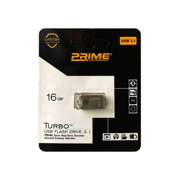 Flash Drive Prime Turbo USB 3.1 16GB