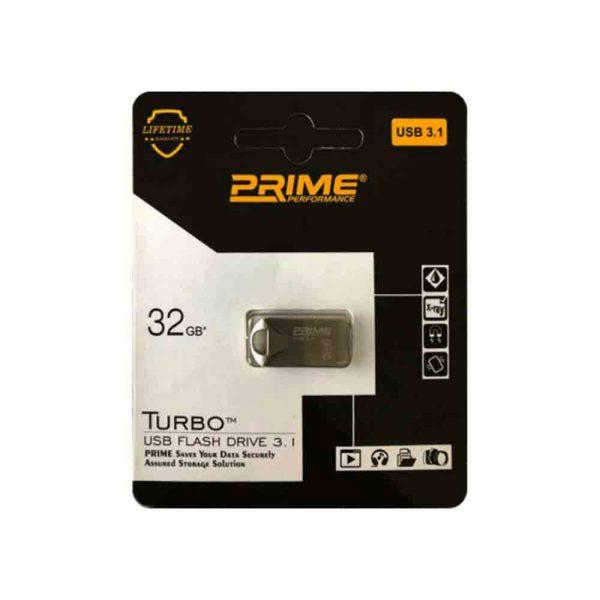 Flash Drive Prime Turbo USB 3.1 32GB