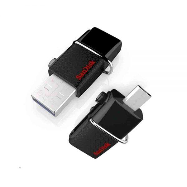 Flash SanDisk Dual Drive M3.0 OTG 16GB