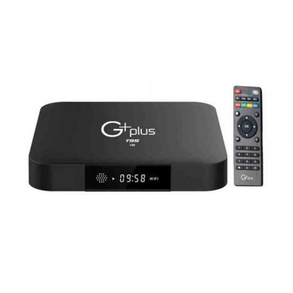 G Plus Android Smart TV Box T95S1