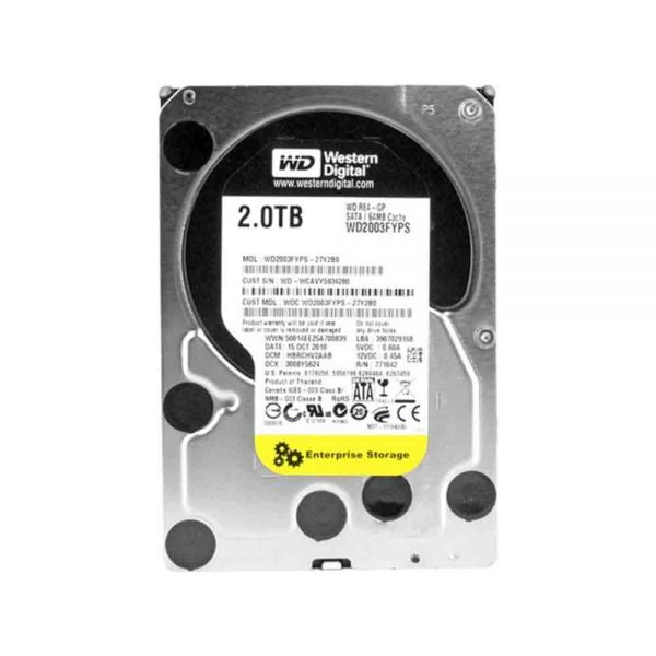 H.D.D W.D Black Enterprise 1TB