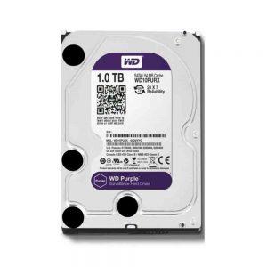 H.D.D W.D Purple Sata 1TB WD10PURZ