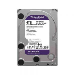 H.D.D W.D Purple Sata 4TB WD40PURZ