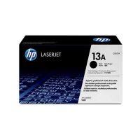 HP Black Original LaserJet Toner Cartridge 13A