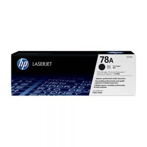 HP Black Original LaserJet Toner Cartridge 78A