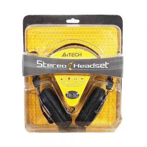 Headset A4TECH HS-50