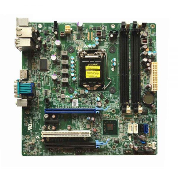 Intel Stock desktop board CN-0HY9JP-73604