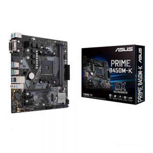 M.B Asus AMD Prime B450M-K