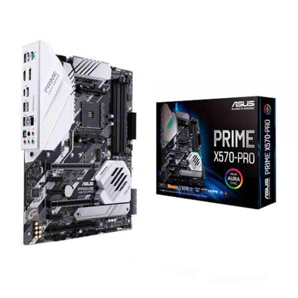 M.B Asus AMD Prime X570-PRO