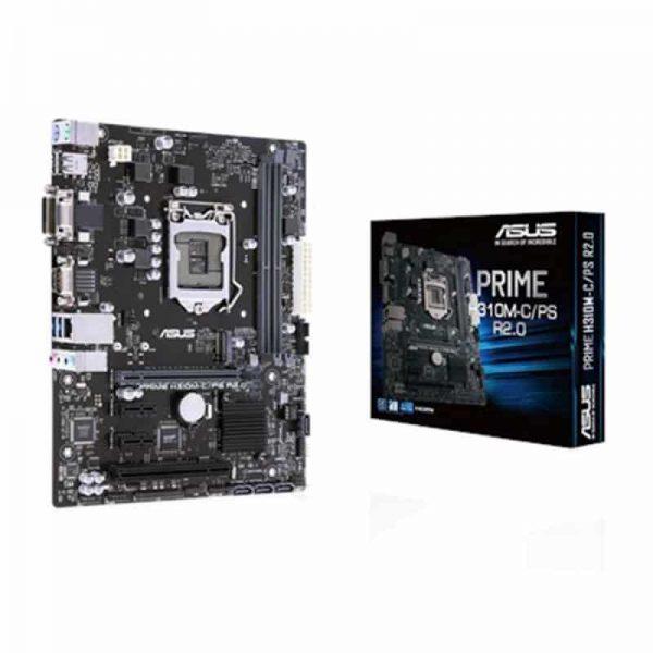 M.B Asus Prime H310M-CPS R2.0