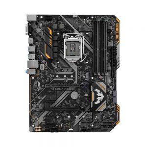 M.B Asus TUF B360-Plus Gaming