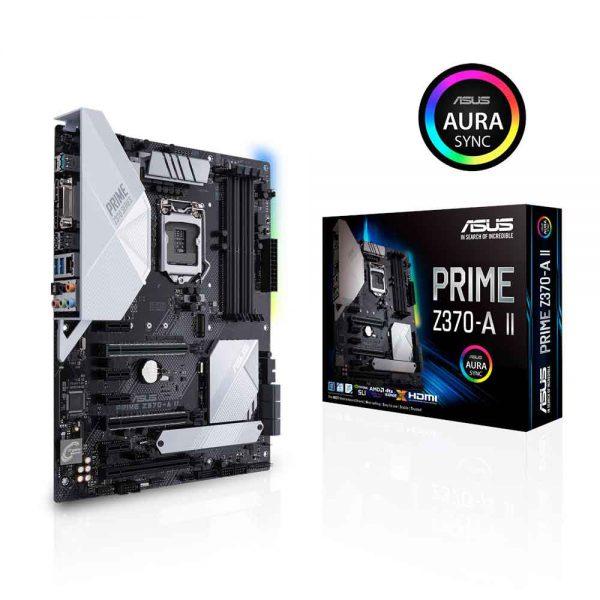 M.B asus Prime Z370-A II