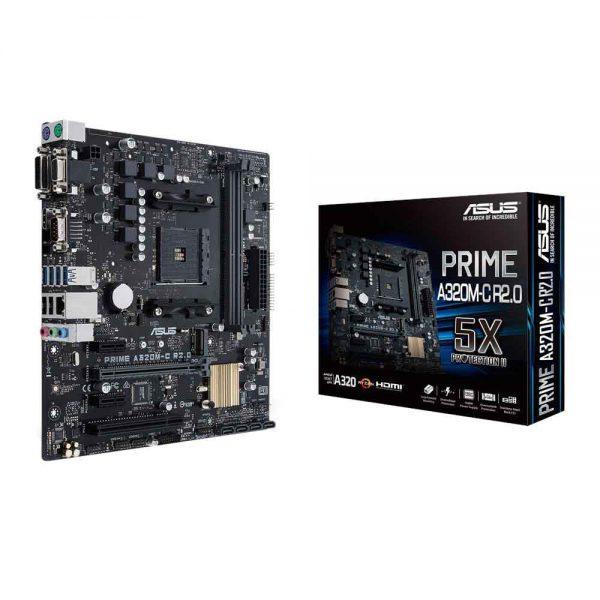 MB Asus AMD Prime A320M-C R2.0