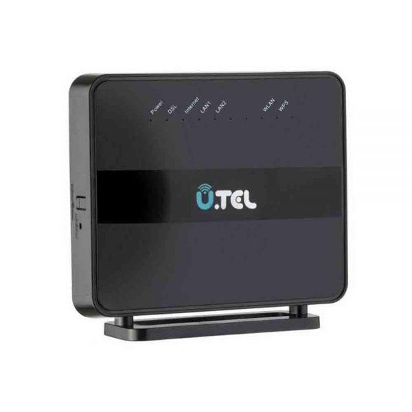 Modem ADSLVDSL Wireless U.Tel V301