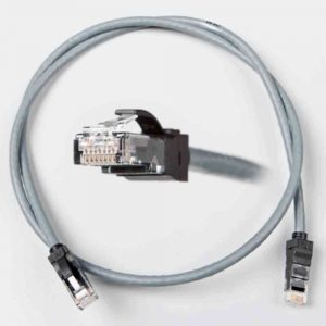 Nexans LANmark-6A Ultim Patch Cord Cat 6A Screened LSZH 2M Dark Grey