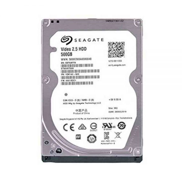 Notebook H.D.D Seagate 2.5 500GB ST500VT000