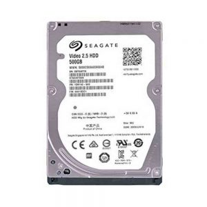 Notebook H.D.D Seagate 2.5 500GB ST500VT000