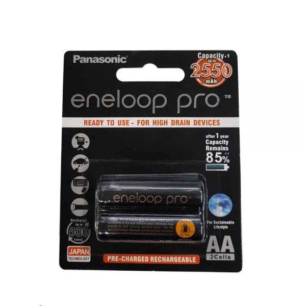 Panosonic eneloop Pro Rechargeable BK-3HCDE AA Batery