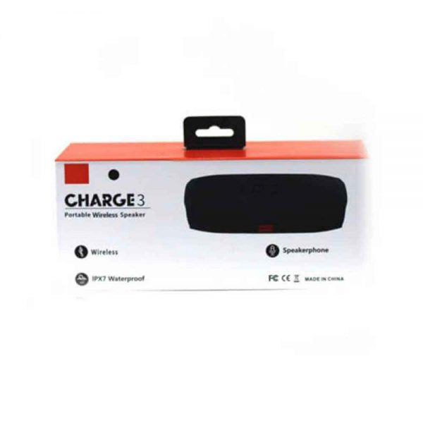 Portable Wireless Speaker CHARGE 3