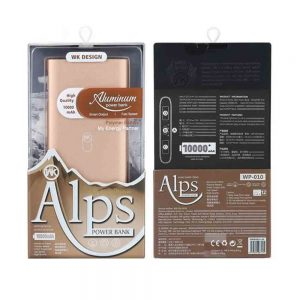 Power Bank ALPS 10000mAh WP-010