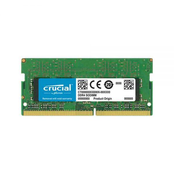 Ram Crucial DDR4 4GB 2400 SODIMM