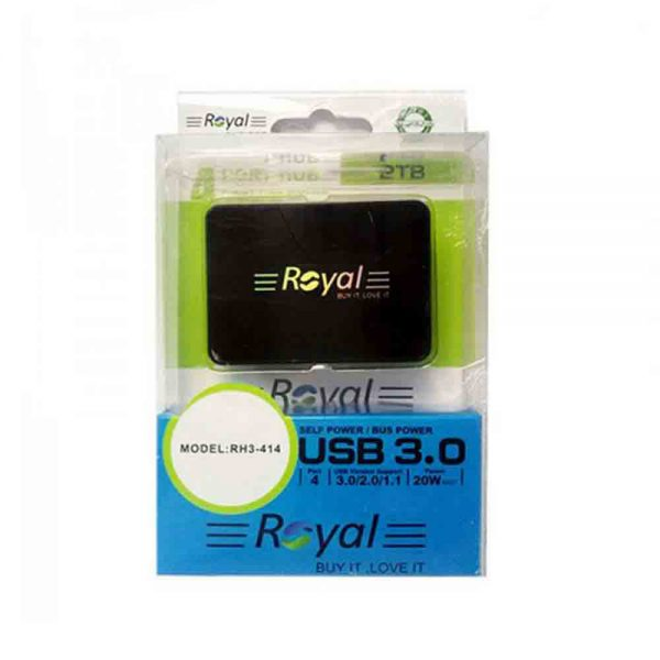 Royal RH3-414 USB 3.0 HUB