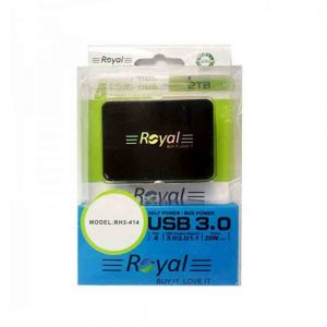 Royal RH3-414 USB 3.0 HUB