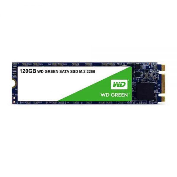 SSD M.2 2280 WD Green 120GB