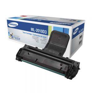 Samsung Black Original Laser Toner Cartridge ML-2010D3