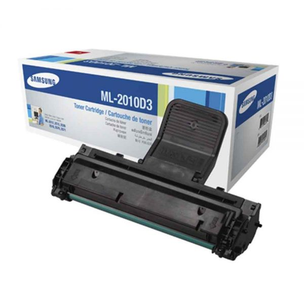 Samsung Black Original Laser Toner Cartridge ML-2010D3