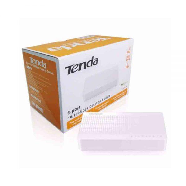 Tenda Switch 8 Port S108