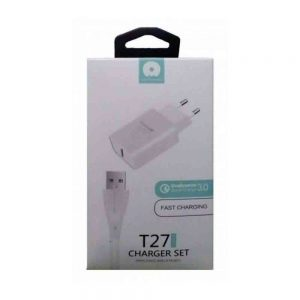 USB Charger WUW -T27 Qualcomm 3.0