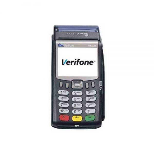 Verifone VX675 Portable POS Terminal