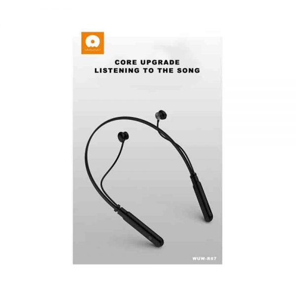 Wirless Headset WOW R67