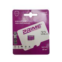 microSDHC Prime 32GB 85MbS