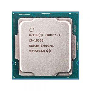 CPU Intel Core i3 10100 Tray LGA 1200