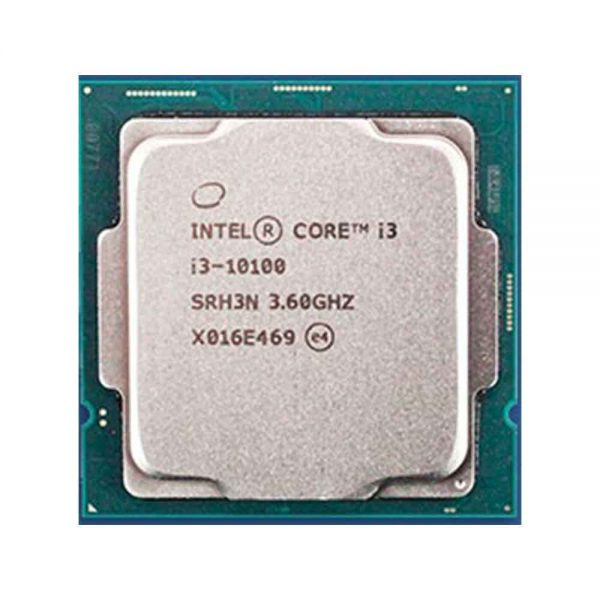 CPU Intel Core i3 10100 Tray LGA 1200