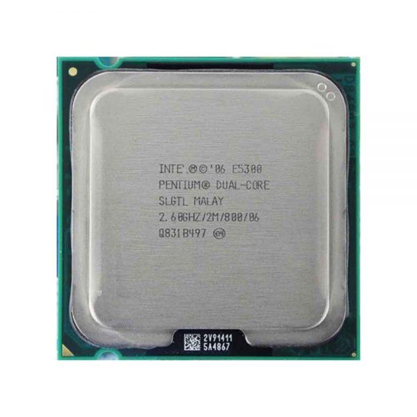 CPU Intel E5300 TRAY 2.6GHZ
