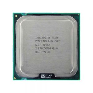 CPU Intel E5300 TRAY 2.6GHZ