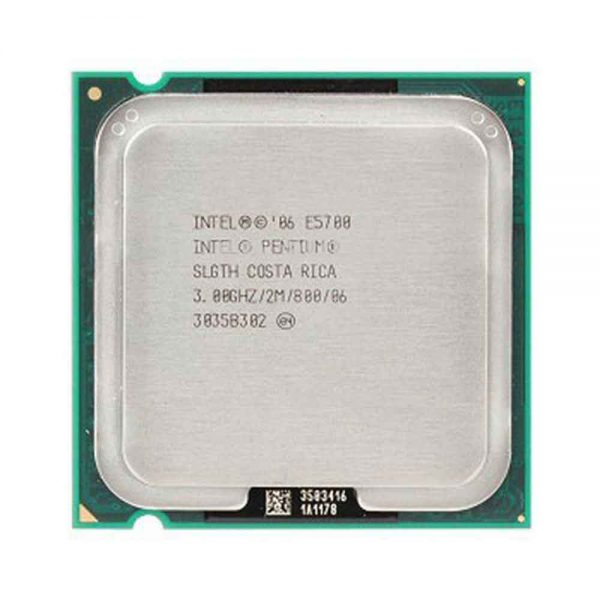 CPU Intel E5700 Tray 3.0GHZ