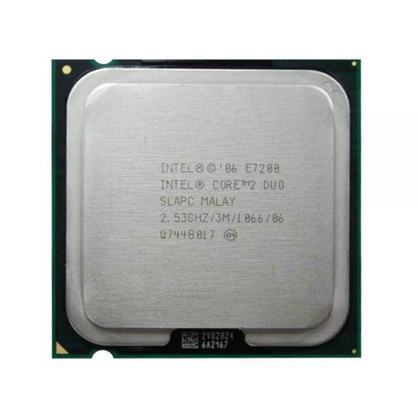 CPU Intel E7200 TRAY 2.53GHZ